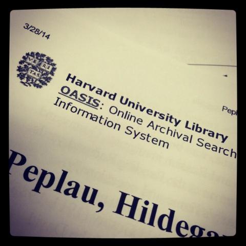Harvard extension school thesis proposal